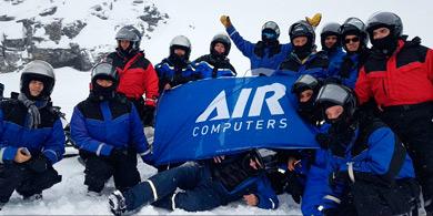 Air sigue dando vueltas por el mundo junto a sus resellers: ahora Grecia