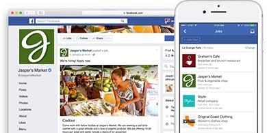 Facebook lanza su propia bolsa de trabajo en Argentina