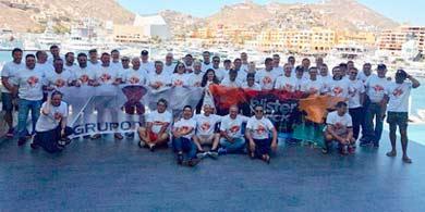 Grupo Núcelo presentó al canal su plan de negocios 2018, en Cabo San Lucas