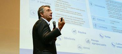 Crearán un polo tecnológico en el INTA para impulsar la innovación