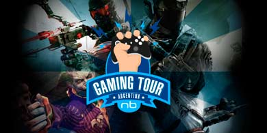 New Bytes relanza su Gaming Tour en Rosario