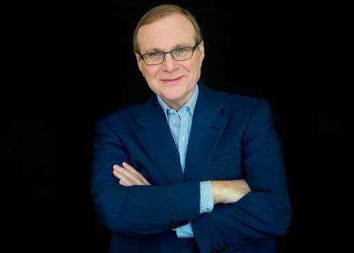 Murió Paul Allen, cofundador de Microsoft