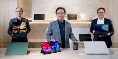 ¿Cómo es la última línea de laptops de ASUS, presentada en CES 2021?