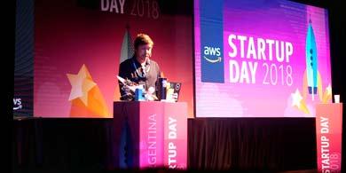 AWS celebró un día junto a startups argentinas