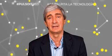 Comenzó PulsoIT 2021, y Alejandro Boggio dio la bienvenida:
