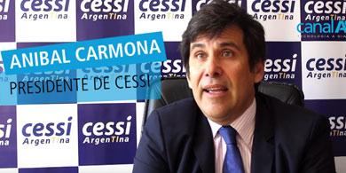 ¿Qué hará Aníbal Carmona como Presidente de CESSI?