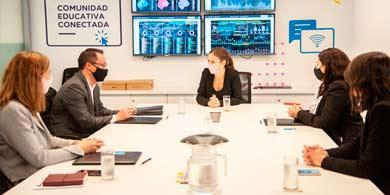 Cisco firmó un convenio con Educación BA y espera abrir 20 Cisco Networking Academy