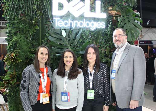 Distecna presentó su renovado equipo DELL EMC en PulsoIT