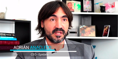 CEOs del Software. Episodio 6: Adrián Anacleto, CEO de Epidata