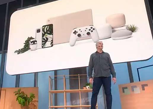 Google presentó al mundo la cuarta generación de sus productos de hardware