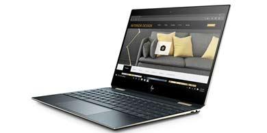 HP lanza una nueva Spectre x360 13, un 13% más compacta