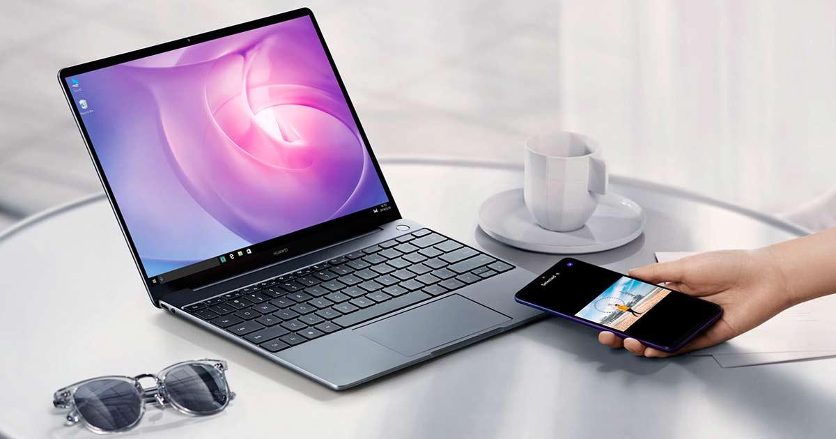 Resultado de imagen para Huawei presenta en CES su nueva apuesta por las laptops