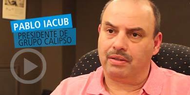 Pablo Iacub publicó un libro sobre el Software ERP