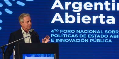 Argentina presidirá la Alianza Global de Gobierno Abierto