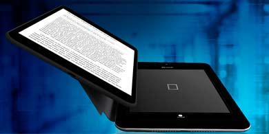 INTI y EnyeTech desarrollaron un lector electrónico cobertor para iPADs