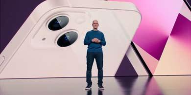 Apple lanzó los cuatro modelos del nuevo iPhone 13