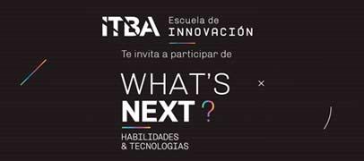 El ITBA discute las nuevas tendencias en tecnologías de vanguardia. ¿Quiénes disertarán?