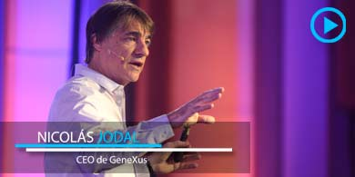 CEOs del Software. Episodio 5: Nicolás Jodal, CEO de GeneXus