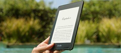 La nueva versión del Kindle más popular viene con resistencia al agua