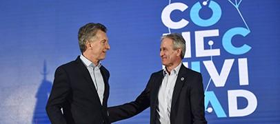 Macri e Ibarra presentaron el Plan Nacional de Telecomunicaciones y Conectividad
