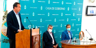 Mendoza presentó su Agencia de Ciencia, Tecnología e Innovación