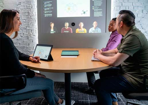 Trabajo híbrido: Microsoft presentó nuevas funciones para Teams