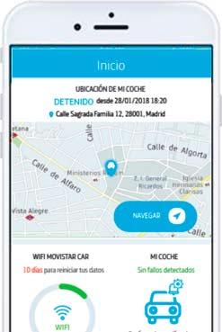 Movistar Car, el servicio de Telefónica en España para conectar al vehículo