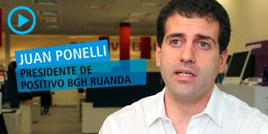 Positivo BGH se expande en África. La historia según Juan Ponelli