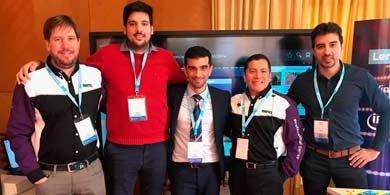 PC-Arts presentó en ESSARP las nuevas tecnologías para aulas digitales