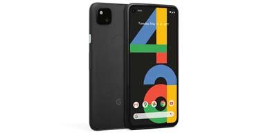 Google lanzó el Pixel 4a en Estados Unidos a 349 dólares