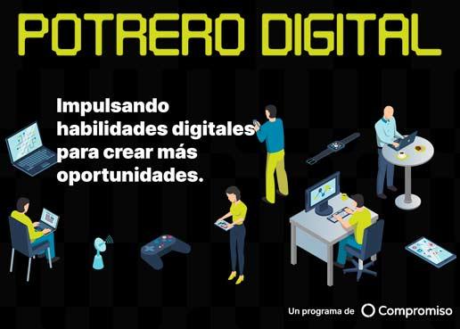 Potrero Digital comienza su ciclo 2021 100% virtual: