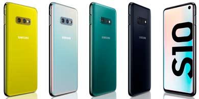 Samsung lanzó los nuevos S10 en 70 países