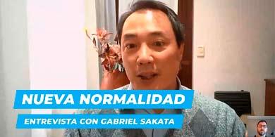 Gabriel Sakata:
