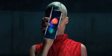 Samsung publicó un video adelanto del Galaxy Fold