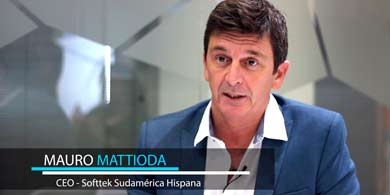 CEOs del Software. Episodio 8: Mauro Mattioda, CEO Softtek Sudamérica Hispana