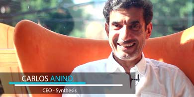 CEOs del Software. Episodio 10: Carlos Anino, de Synthesis
