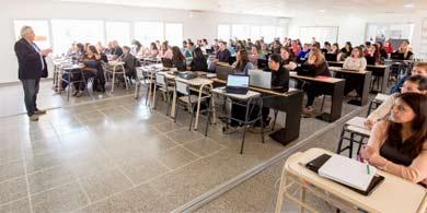 La ULP reportó récord de alumnos inscriptos en Desarrollo de Software