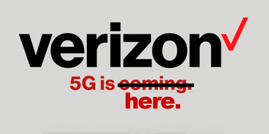 Verizon comenzará a brindar 5G en Chicago y Minneapolis