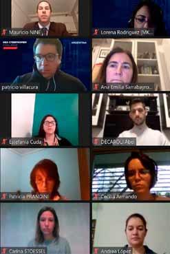 Argentina fue una de las sedes del Cyberwomen Challenge